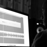 Intell Hazefield editing and recording Ali Sifflet @ The Lab Multimedia Studio