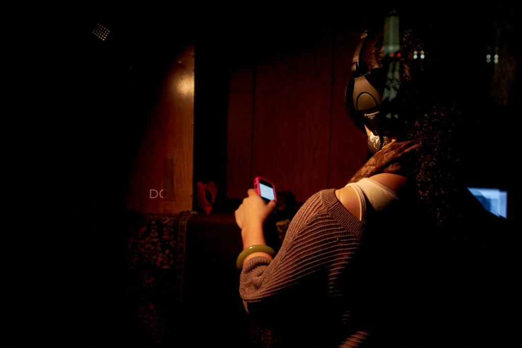 Ali Sifflet @ The Lab Multimedia Studio