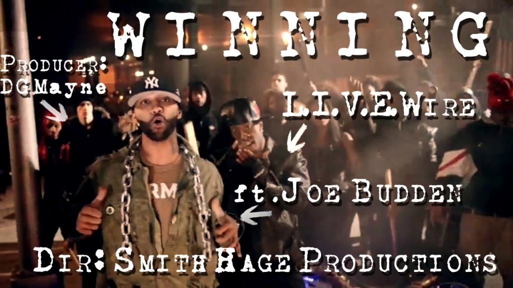 Winning L.I.V.E.Wire feat Joe Budden