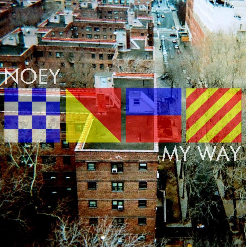 NOEY My Way Front