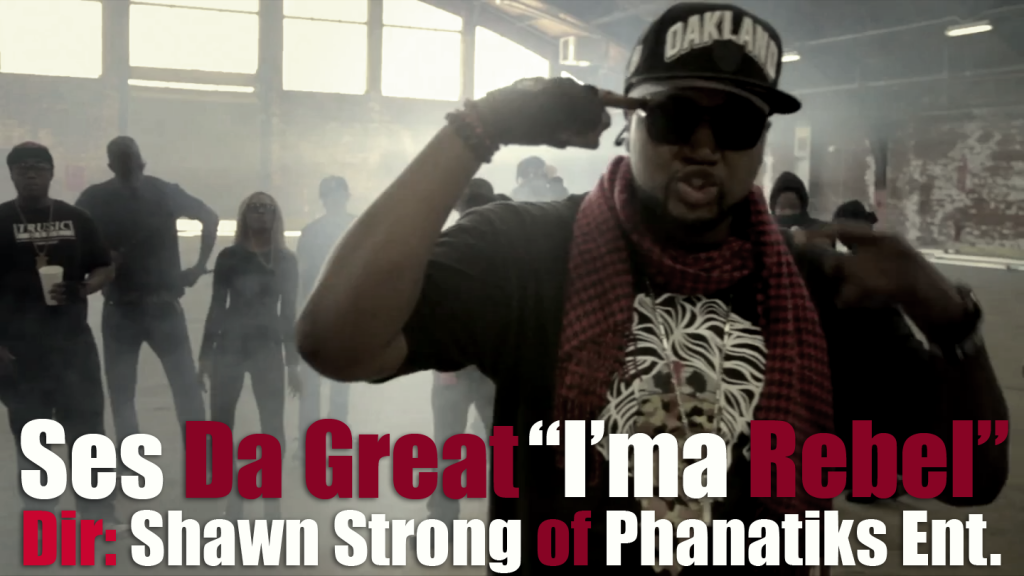 Ses Da Great I'ma Rebel Official Video